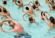 Специальные упражнения для суставов можно делать в бассейне деградирующий артроз коленных суставов