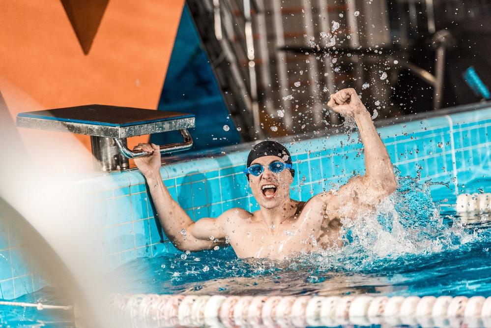 Как плавать быстрее