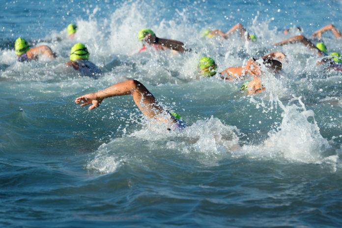 Триатлон плавание